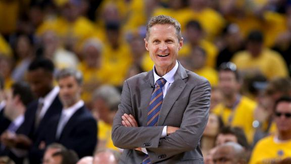 Wilbon: The smooth transition to Kerr