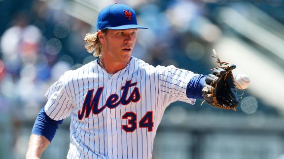 Syndergaard turns in quite a performance