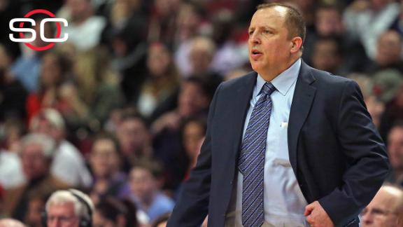Bulls fire Thibodeau as coach after five seasons