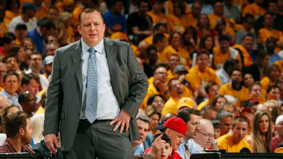Thibodeau era over in Chicago