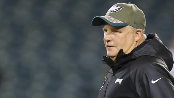 Chip Kelly: LeSean McCoy 'wrong' to suggest race played role
