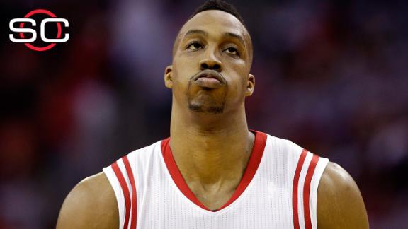 Dwight Howard hit with one-game suspension