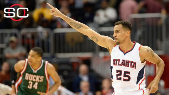 Thabo Sefolosha reflects on incident, says he's always been a professional