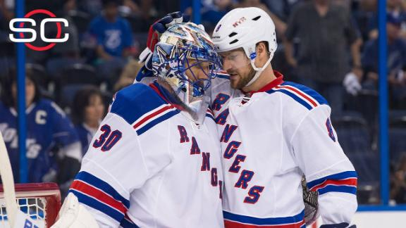 Lundqvist needs to shine for Rangers in Game 7