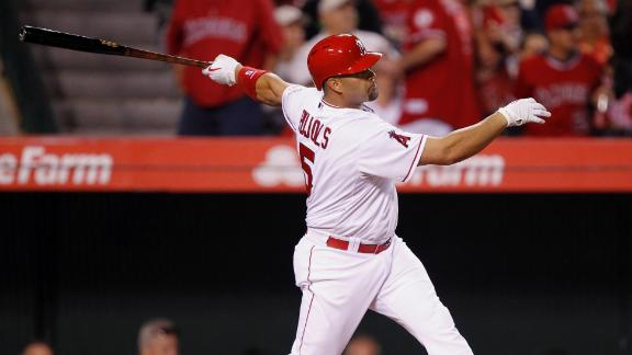 Angels blank Tigers