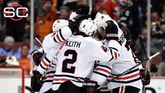 Blackhawks set to face Lightning
