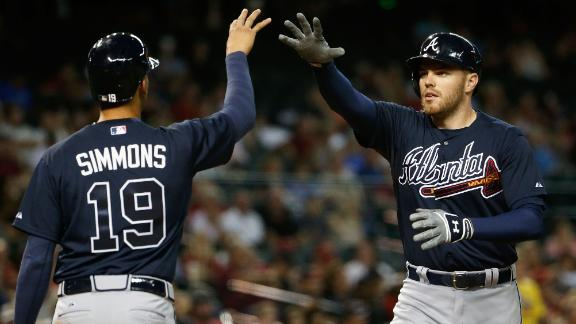 Braves crush Diamondbacks