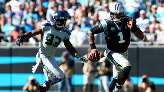 Panthers doing the right thing with Cam Newton extension