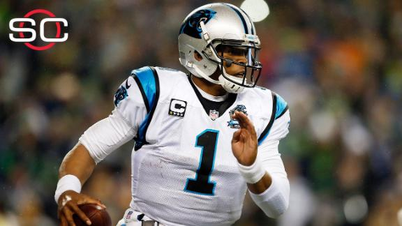 Source: Cam, Panthers have $103.8M extension