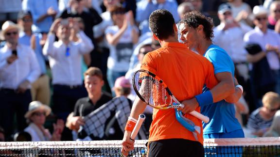 Does Nadal's loss overshadow Djokovic's win?