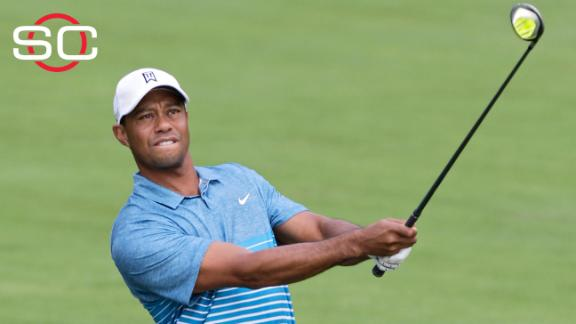Tiger's aim is to rejoin Tour mix 'with a chance to win'