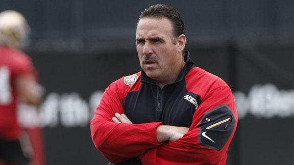 NFC West Q&A: What's the book on 49ers coach Jim Tomsula?