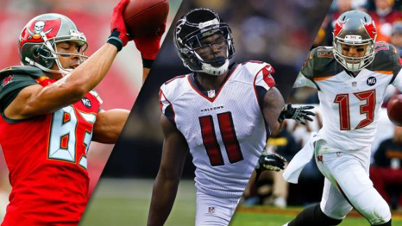 NFC South Q&A: Do Tampa Bay Buccaneers have the best receivers?