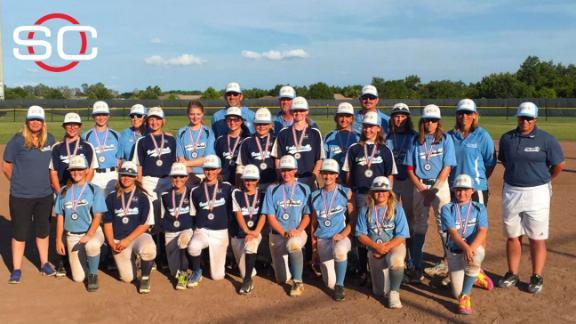 better than boys girls relish first national baseball tournament