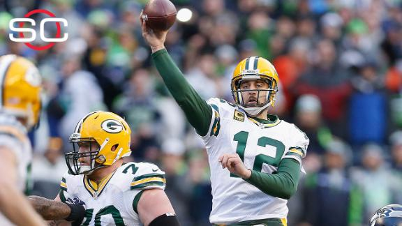 Rodgers says Packers can get to Super Bowl