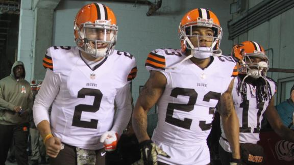 Haden: Johnny Football doing better