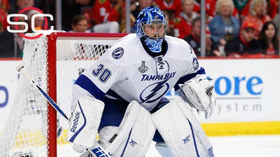 What's wrong with Ben Bishop?