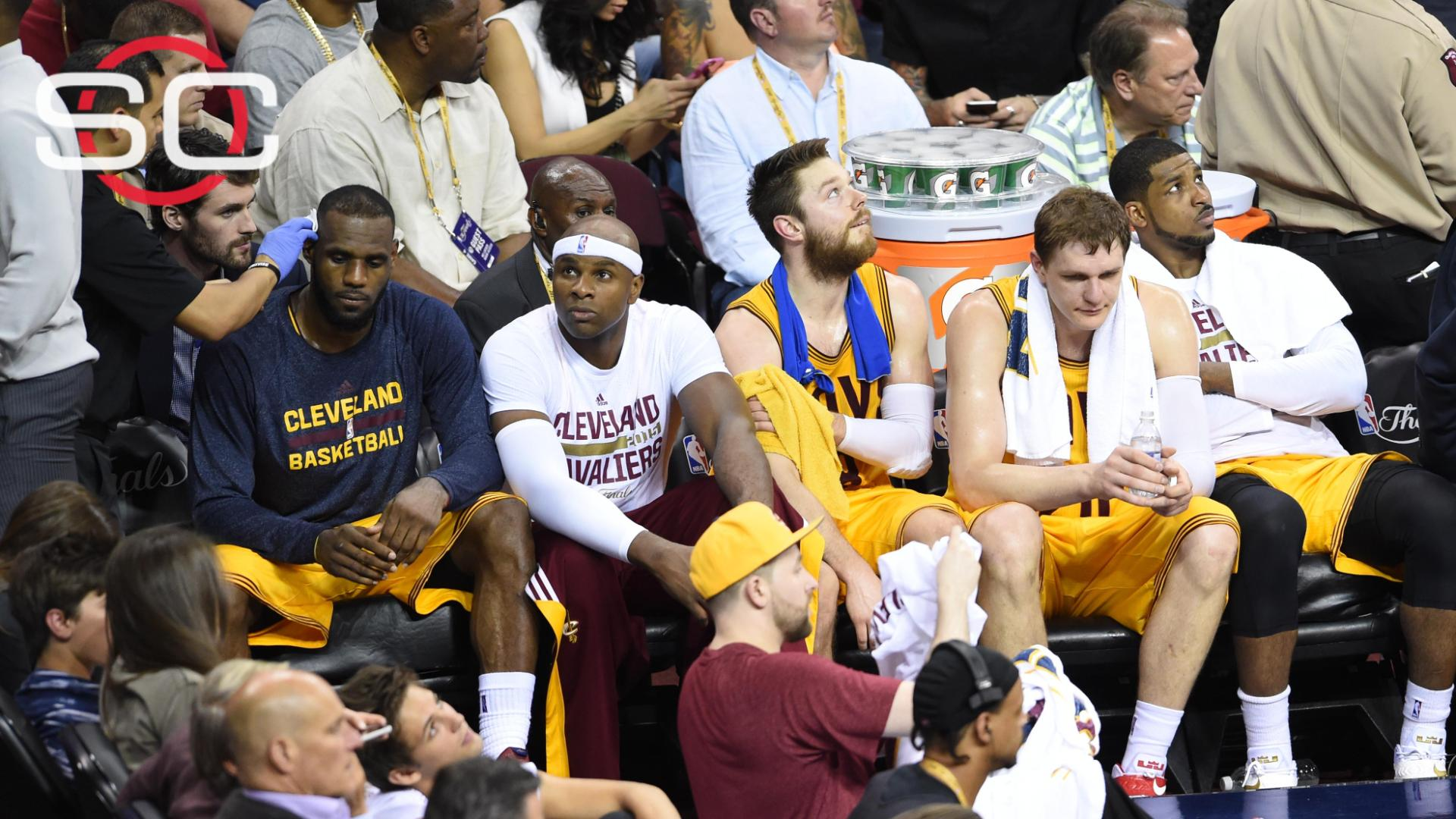 Adjustments for Cavaliers in Game 5