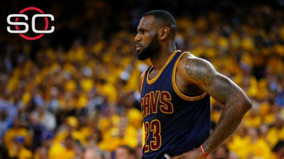 LeBron confident despite facing elimination