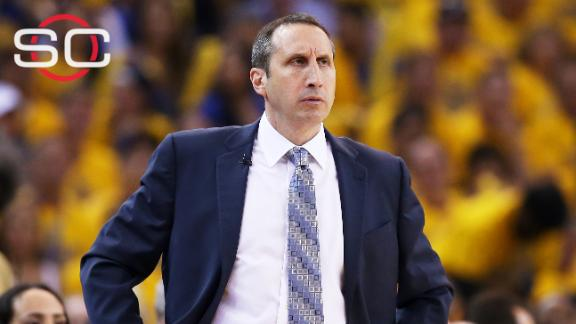 Blatt limits Mozgov as Cavs go with smaller lineup