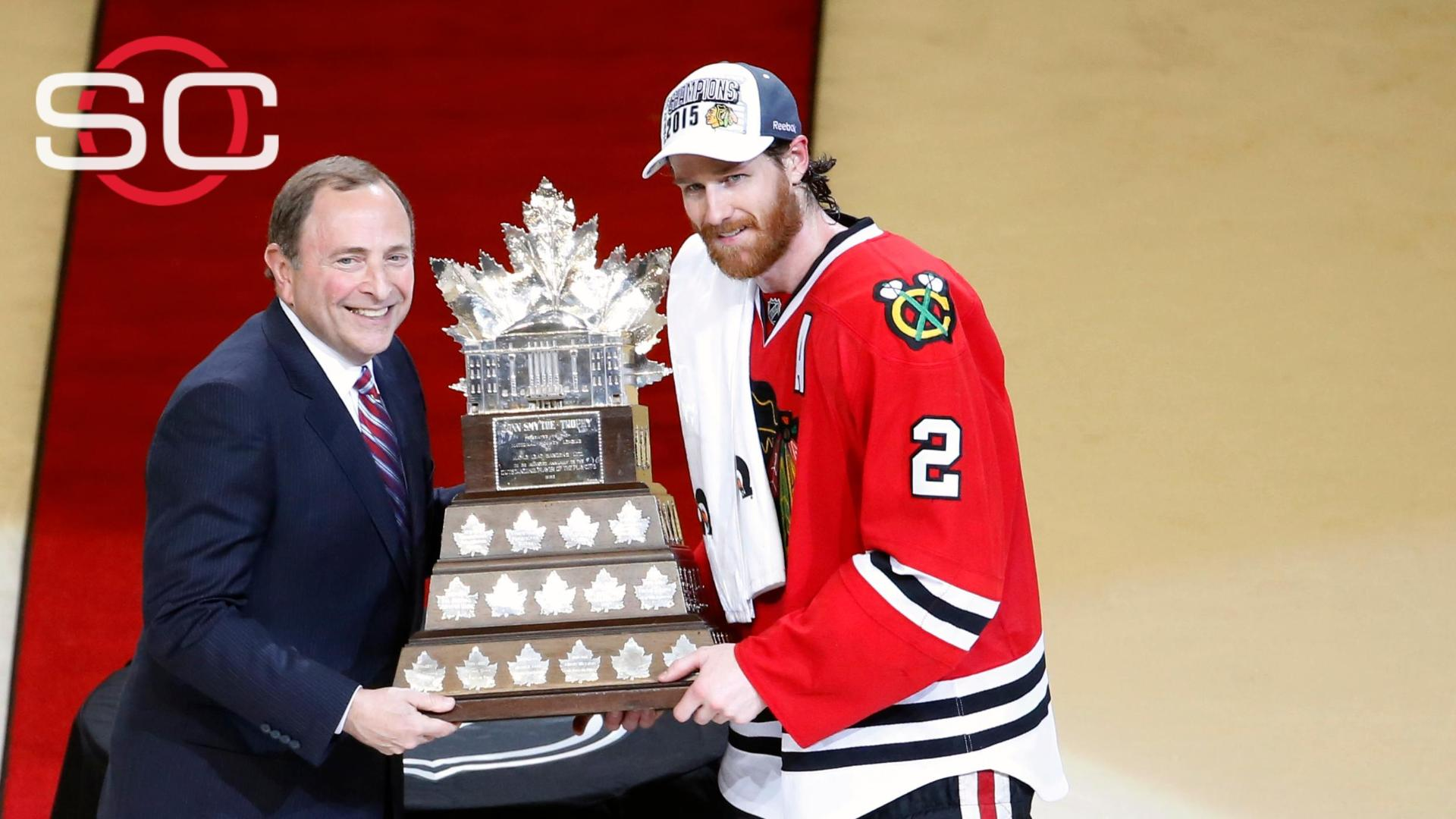 Duncan Keith wins Conn Smythe Trophy