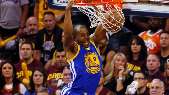 Iguodala: 'Awesome' to win title