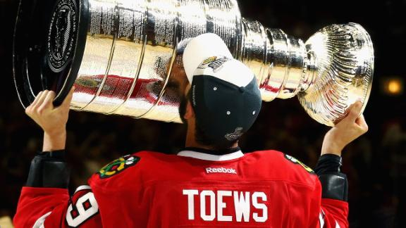 All-Access: Blackhawks capture Stanley Cup