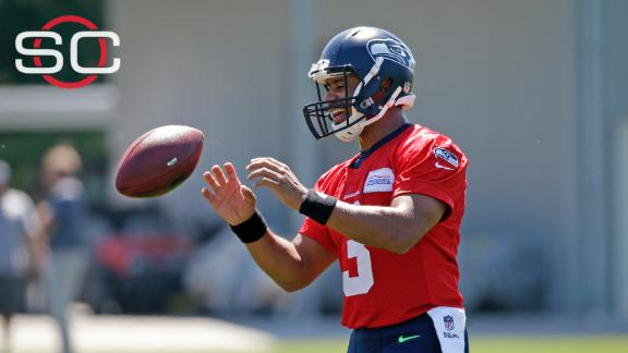 Wilson, Seahawks at stalemate over contract