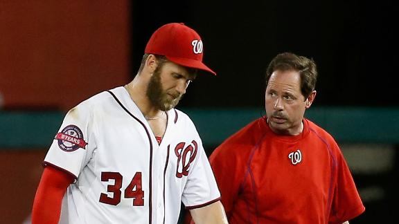 BBTN: Harper injury a big blow to Nationals