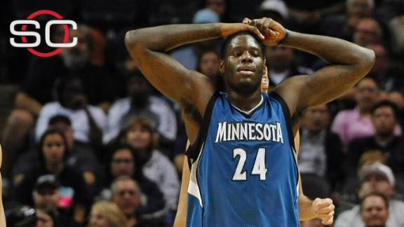 Sources: Timberwolves shopping Anthony Bennett