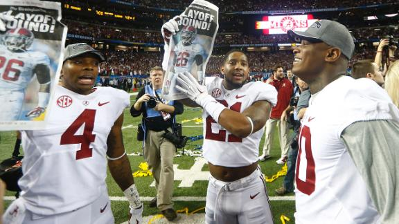 SEC parity to affect playoff berth?