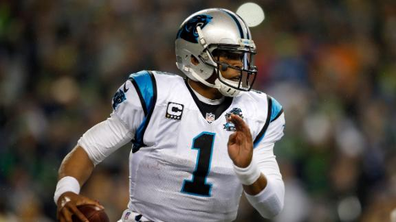 Panthers' Thomas Davis, Cam Newton making difference