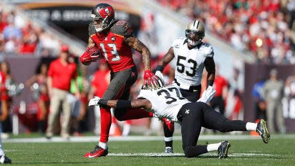 Video - Inside The Huddle: Bucs receiver Mike Evans