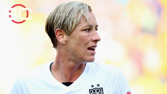 Will Abby Wambach start vs. China?