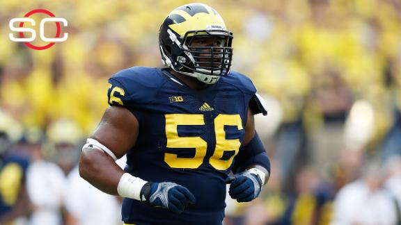 Michigan DL says he was pressured to retire