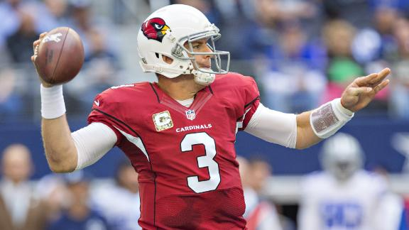 Video - Carson Palmer key to Cardinals' success