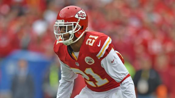 Chiefs solid at cornerback