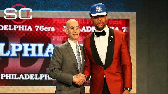 Too many bigs? Sixers go with Okafor