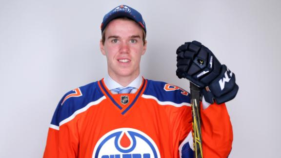 McDavid, Eichel just the start for Oilers, Sabres