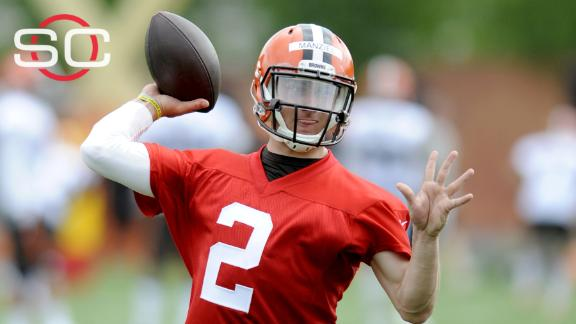 Video - Can Manziel be more like Brees?