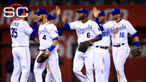 Five Royals set to start All-Star Game