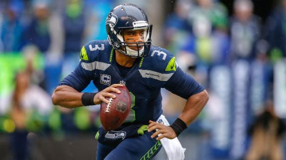Russell Wilson: 'Let my play speak for itself'
