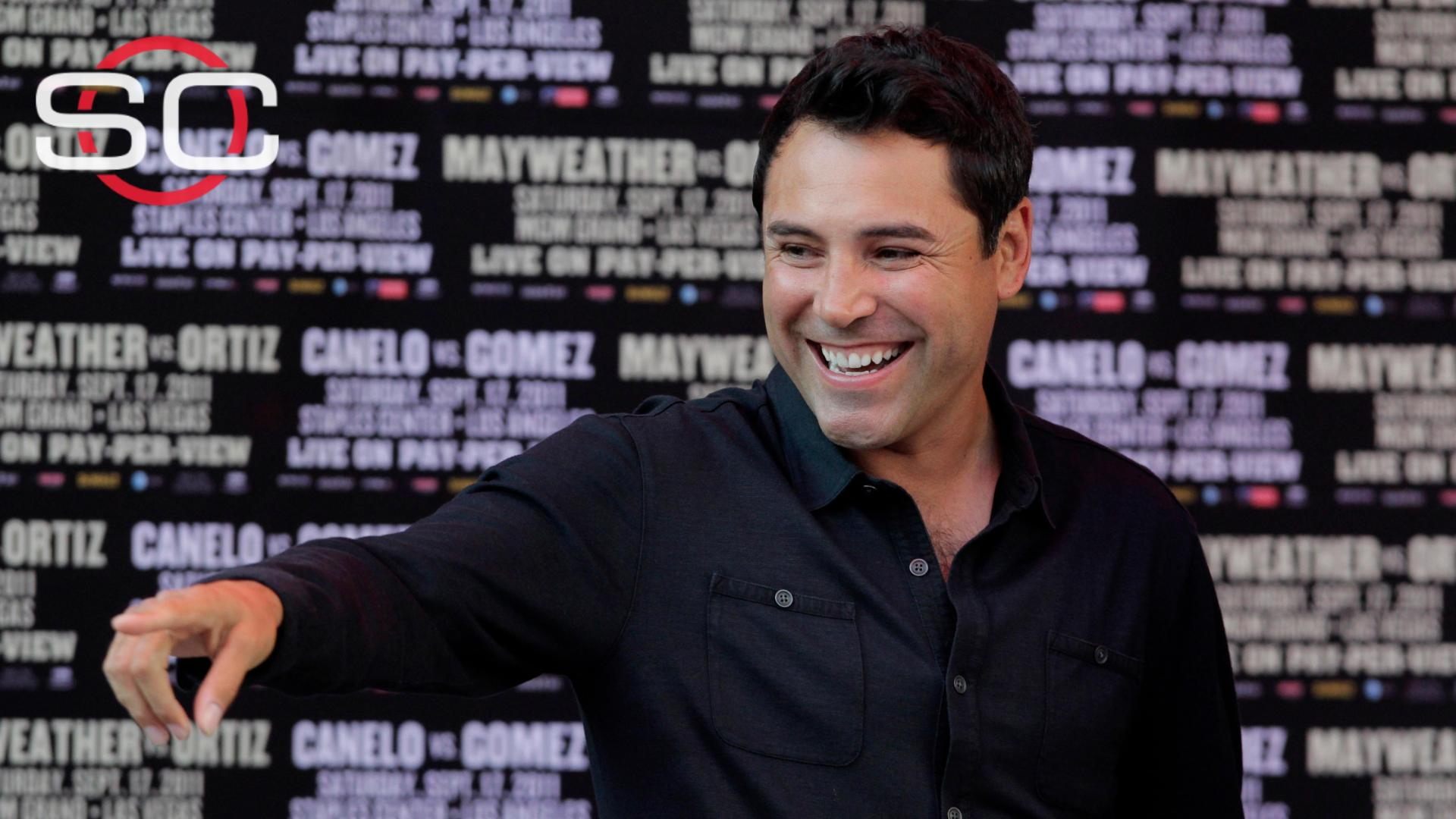 De La Hoya not returning to the ring