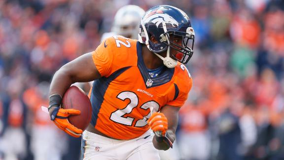 C.J. Anderson enters training camp as No. 1 back