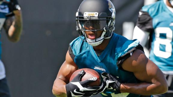 Video - Jaguars should expect big season out of WR Allen Robinson