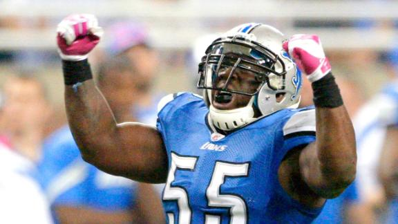 Video - Stephen Tulloch's health a key issue heading to training camp