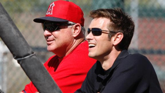 Report: Angels' Pujols, Scioscia and GM at odds