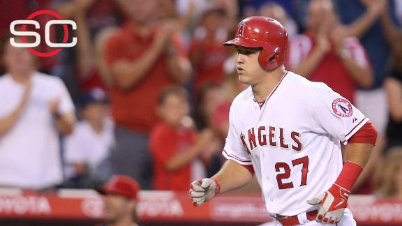 Can Mike Trout hit 500 home runs?