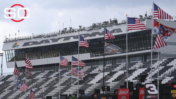 Daytona to offer flag exchange program