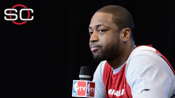 Is Dwyane Wade worth a big contract?